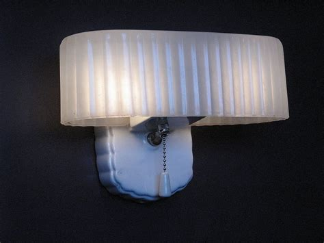 Antique Bathroom Lighting Fixtures by Vintage 2 Bulb White Porcelain Bath Fixture With Original