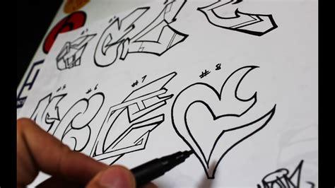 Letras De Graffiti 3d