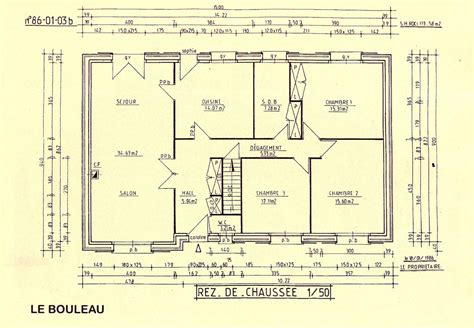 notre maison visuel et plan faire construire avec les maisons bernard lannoy