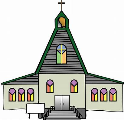 Church Clip Clipart Advertisement