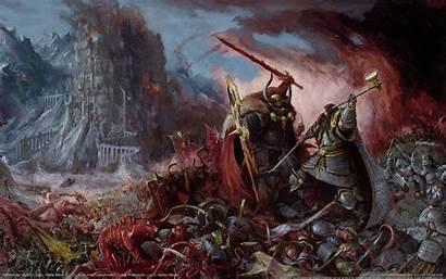 Fantasy Medieval Gdefon Ru Cartoon Warhammer Battle