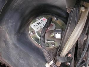 500 Sportsman- Ready To Change Fuel Pump