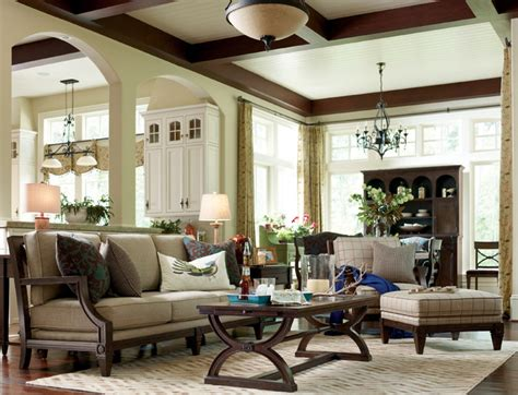 updated cottage style living room  fret  sofa
