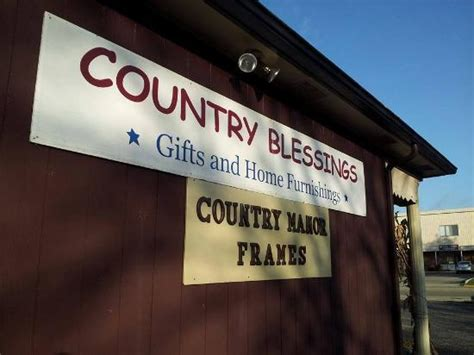 Blessings Home Decor: Country Blessings Gifts And Home Decor (Xenia)