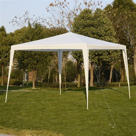 Gazebo Tent Canopy Convenience Boutique Outdoor 10 X 10 Heavy Duty Canopy