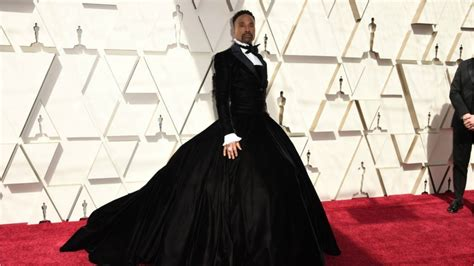 Billy Porter Best Dressed Pose Star Rocks Academy Awards