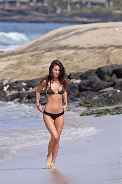 Megan Fox Angelina Joli Bikini это новая