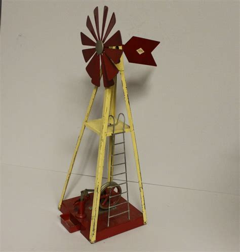 Bargain John's Antiques » Blog Archive Tin Toy Windmill