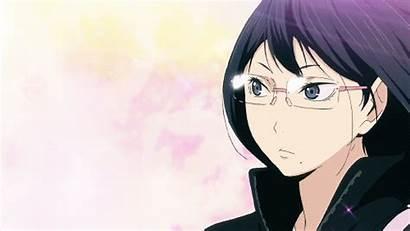 Haikyuu Kiyoko Shimizu Anime Characters Female Hair