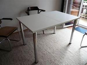 Tischplatte 120x80 Weiß : e tisch wei ausziehbar 120x80 40 f e chrom gl nzend ~ Markanthonyermac.com Haus und Dekorationen
