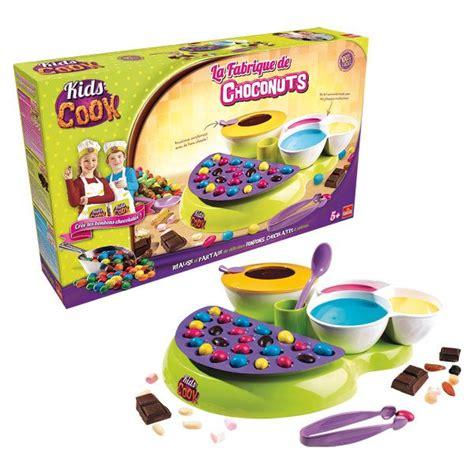 jeux de cuisine de chocolat fabrique à bonbons chocolats goliath king jouet perles