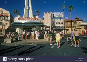 Hollywood Boulevard Disney Mgm Studios Stock Photos ...