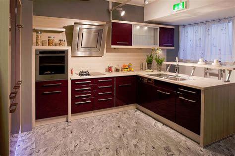 photos de belles cuisines modernes cuisine moderne ronde