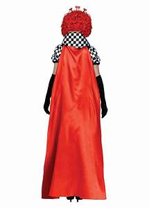 Queen of Hearts Women Costume - Movie Costumes