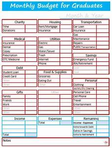 Retirement Budget Worksheet Printable 14 Free Printable Budget Templates That Will Save Your