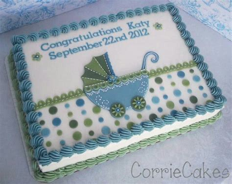 Baby Shower Sheet Cakes For by 26 Best Baby Shower Cakes Images On Baby