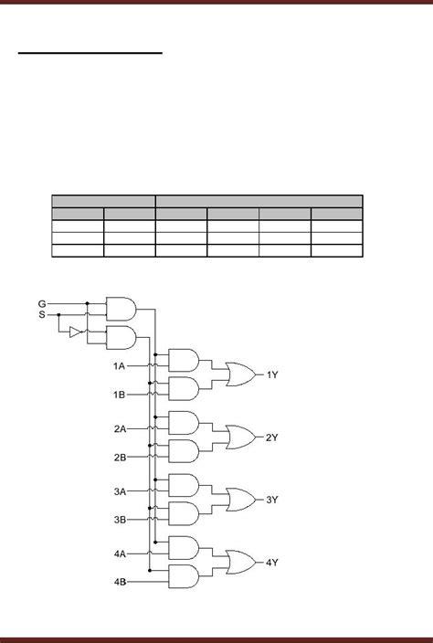Multiplexer Wiring Diagram by Multiplexer Wiring Diagram Trusted Wiring Diagrams