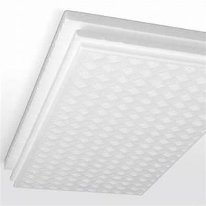 dalle decorative et isolante pour les sous faces de With dalle decorative pour plafond