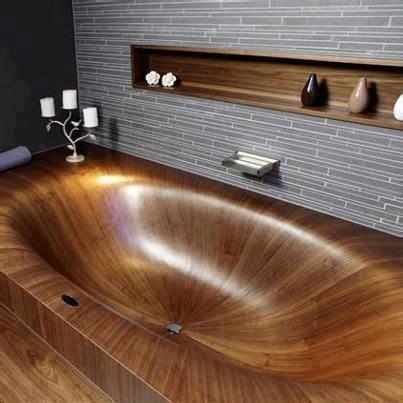 Einmalig Jede Holzbadewanne Ist Dank Ihrer Individuellen