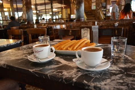 Café Comercial, Madrid: churros with the lit crowd   Gusto GuidesGusto Guides