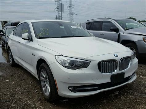 Used 2010 Bmw 550i Gt Car For Sale At Auctionexport