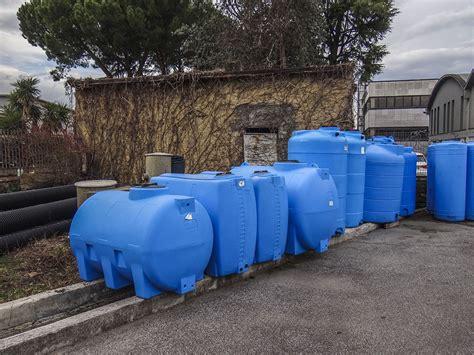 Vasche Raccolta Acqua by Articoli Di Idraulica Catania La Nuova Idraulica
