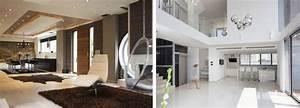 Gli Interni Delle Ville Moderne Di Design