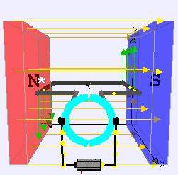Motor Effect Animation