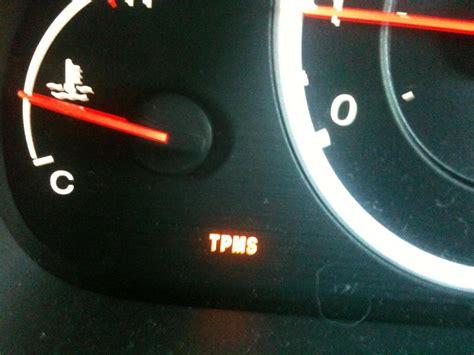 2011 Honda Accord Tpms Sensor Light Failure 1 Complaints