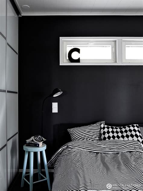 Interior Design In Black White by Black And White Interior Design With Comfortable