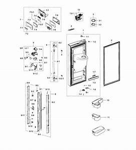 Samsung Model Rfg238aars  Xaa