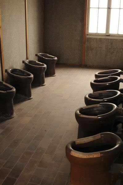 toilet   concentration camp    thought