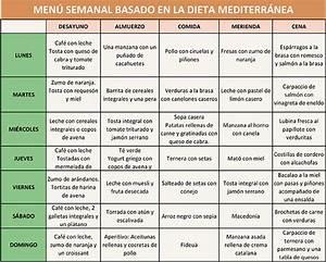 El Jardí de L'Àpat :: Menú semanal basado en la Dieta Mediterránea
