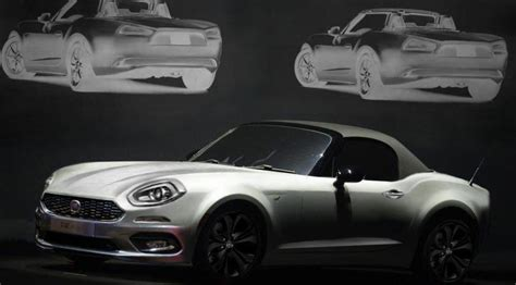 Cost Of A Fiat by Fiat 124 Spider Photos And Specs Photo 124 Spider Fiat