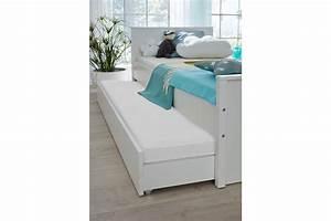 Jugendbett Weiß 90x200 : trendteam ole jugendbett 90x200 cm wei m bel letz ihr online shop ~ Orissabook.com Haus und Dekorationen
