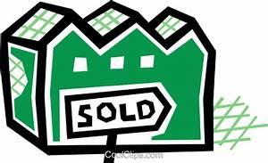 Eigentum Kaufen Ohne Eigenkapital : verkauft eigentum vektor clipart bild vc095639 ~ Michelbontemps.com Haus und Dekorationen
