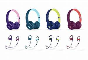 Beats By Dre Introduces Colorfully Curated Pop Collection