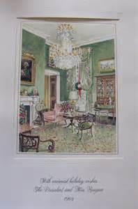 Reagan White House Christmas Card