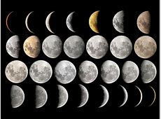 wallpapers Moon Phases