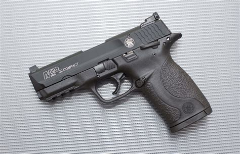 Gun Review Smith & Wesson M&p22 Compact  The Truth About