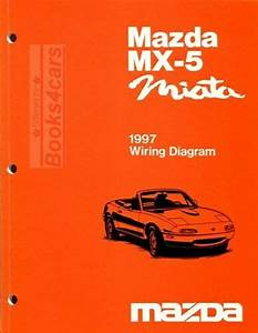 Miata 1997 Mazda Electrical Manual Wiring Diagram