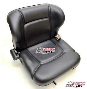 toyota forklift seat ebay