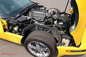 C4 Chevrolet Corvettes