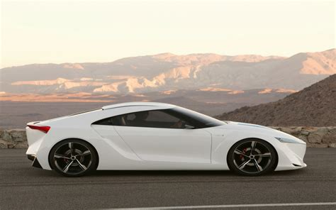 toyota ft hs concept wallpaper concept cars wallpapers