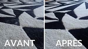 Comment Nettoyer Un Tapis Blanc : comment nettoyer en profondeur un tapis ou une moquette ~ Premium-room.com Idées de Décoration