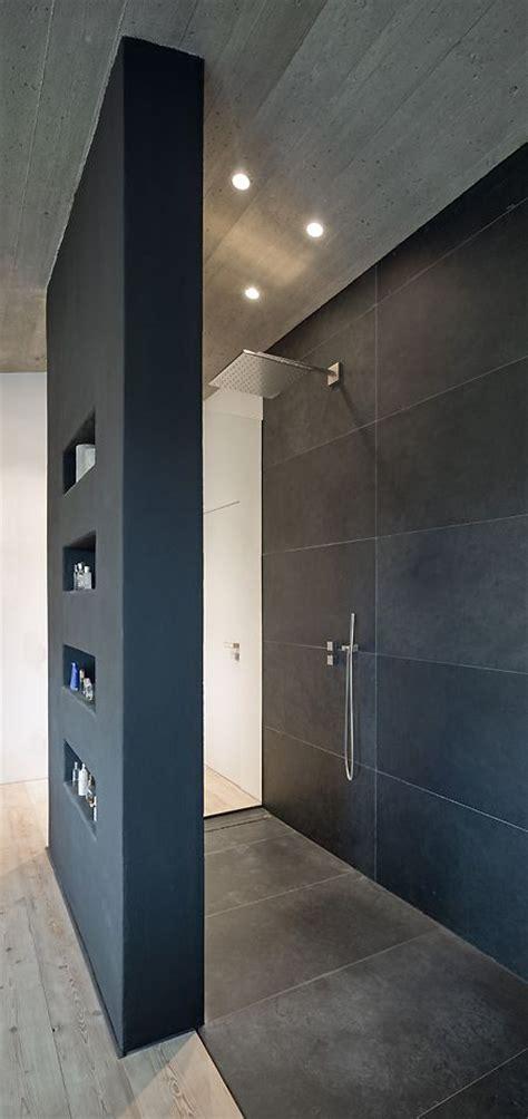 Kleines Bad Mit Offener Dusche by Die Besten 20 Offene Duschen Messe Offene Dusche Wohndesign
