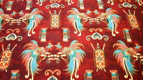 pin  batik papua