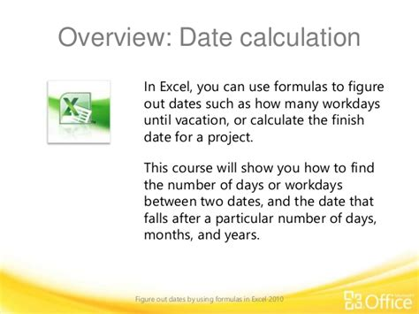 excel training figure formulas