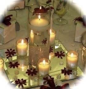 ideas for centerpieces without flowers weddings