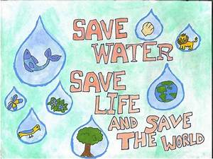 Save Water Save Life Essay | Slogans | Poster | Quotes